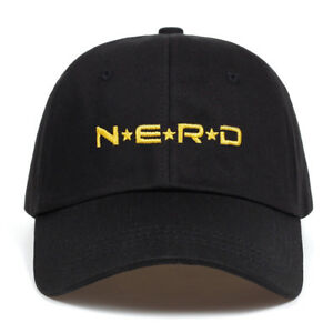 Details about New Cotton NERD Letter Embroidery Baseball Cap Men Women Hip  Hop Snapback Caps eb1d2bf7a806