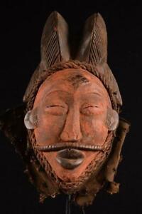 13090-African-Old-Punu-Mask-Mask-Gabon