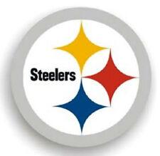 "Pittsburgh Steelers 12"" Car Magnet [NEW] NFL Vinyl Auto Emblem Sticker Decal CDG"