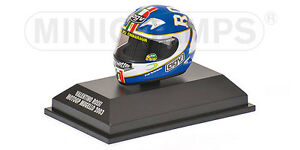 MINICHAMPS-397-030076-AGV-HELMET-Valentino-Rossi-MotoGP-Mugello-2003-1-8th-scale