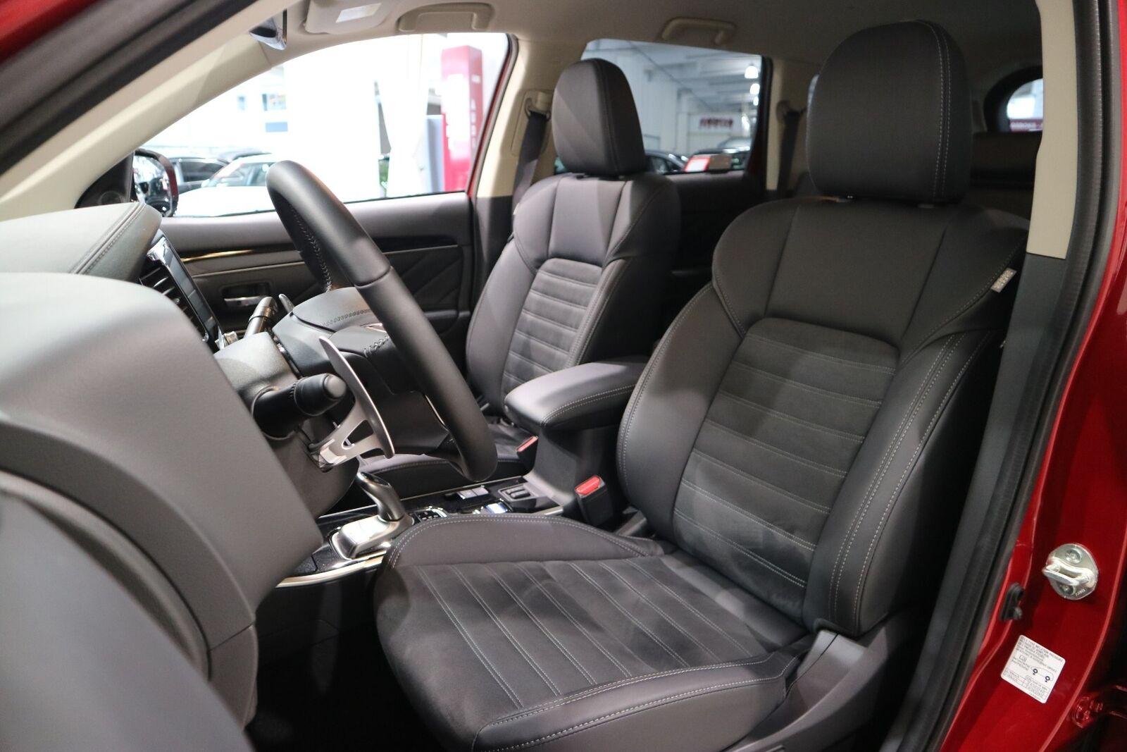 Mitsubishi Outlander 2,4 PHEV Intense CVT 4WD - billede 11