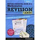 REVISE Edexcel GCSE (9-1) Mathematics Higher Revision Cards: Includes Free Online Revision Guide by Harry Smith (Mixed media product, 2016)