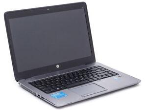 Laptop-Notebook-HP-EliteBook-840-G1-14-034-Zoll-i5-8GB-256SSD-Win-10-Pro-USB-3-0