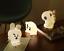 miniature 2 - BTS BT21 Mood Silicon Lamp Light Official 100% Authentic Kpop Light US Seller