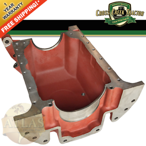 Details about 741600M1 NEW Oil Pan for MASSEY FERGUSON 135, 150, 230, 235,  245, 231, 240+