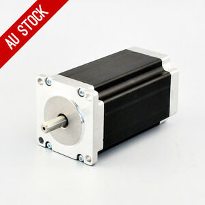 Low Current Nema 23 CNC Stepper Motor 1.8A 340oz.in/2.4Nm CNC Mill Lathe Router
