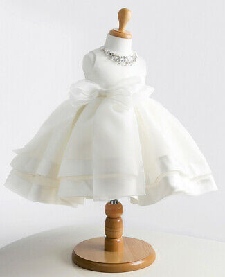 CareChee New index Baby Girls Christening Baptism Wedding Formal  Princess Dress