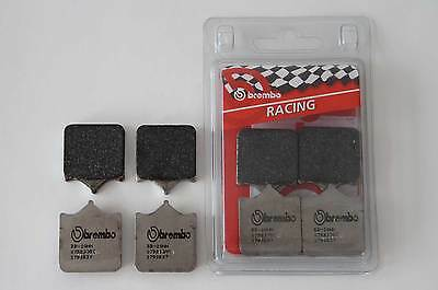 Brembo Carbon Racing Pastiglie Anteriori Bmw S 1000rr Dal 2009 Pads Front 07bb33rc-