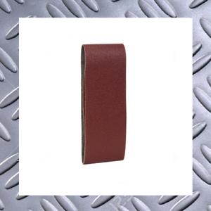 Schleifbänder 75x457mm 80K 5er-Pckg Schleifband Schleifpapier NEU TRITON