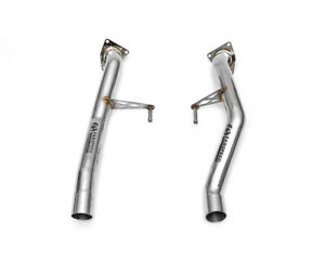Porsche Cayenne 957 2008-2010 Turbo/Turbo S 957 Cat Bypass Pipes +27 Horsepower