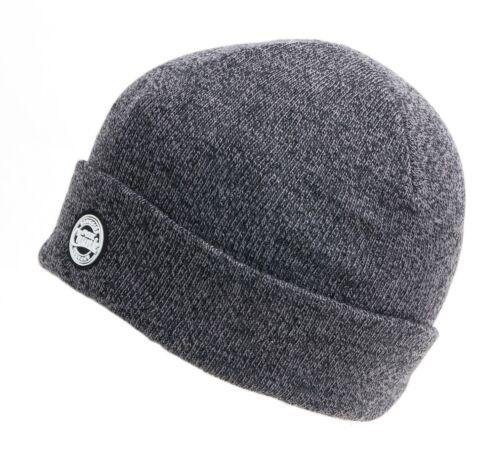 Fox Chunk Beanie Grey Black Marl CPR760 Mütze Wintermütze Beanie Hat