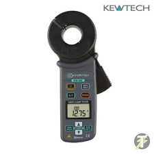 Kewtech Kyoritsu KEW4202 BT True RMS Digital Earth Resistance Clamp Meter