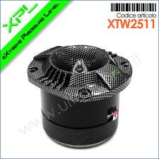 XTW2511 Tweeter XPL a compressione-tromba carbon look con bobina da 25mm - 200W