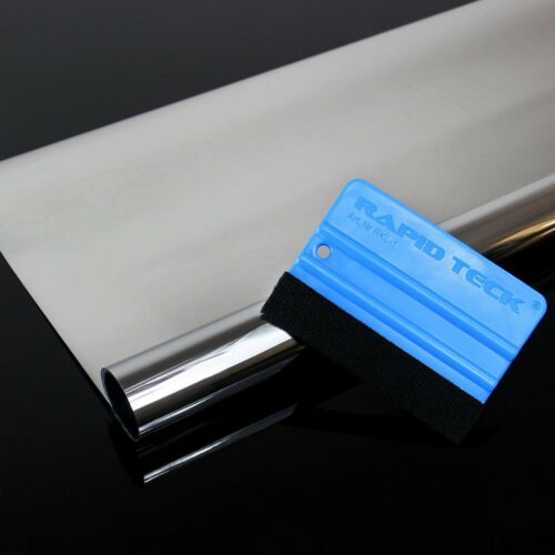 6,57€//m² Sebstklebende Folie Fensterfolie UV Sichtschutzfolie Spiegelfolie Deco
