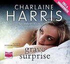 Grave Surprise by Charlaine Harris (CD-Audio, 2010)