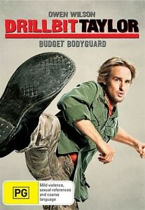 Drillbit-Taylor-DVD-2008-R4-Owen-Taylor-Terrific-Condition