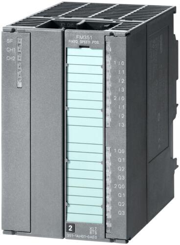 Siemens 6ES7351-1AH02-0AE0 6ES73511AH020AE0 NIB 6ES7 351-1AH02-0AE0