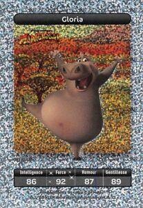 Card-Carrefour-Dreamworks-Madagascar-Gloria-Card-Titanium-No-86