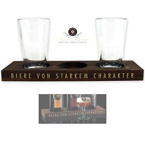 MAISELS-Bier-Tablett-inkl-2-Craft-Beer-Glaeser-0-4l-Maisel-039-s-Glas-mn1113-1213