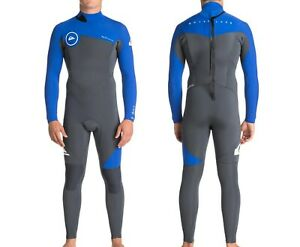QUIKSILVER-Men-039-s-3-2-SYNCRO-Back-Zip-Wetsuit-XKPW-Size-Small-NWT