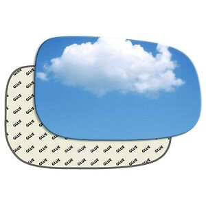 Right-hand-driver-off-side-wing-mirror-glass-Volvo-C30-Mk1-2006-2010-92RS
