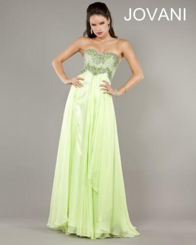 80% off Long Prom Dress JOVANI PROM 1920 Color: Li