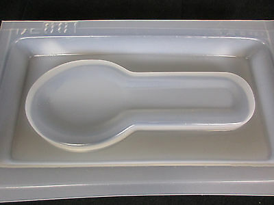 "Resin Mold Spoon Rest 8"" 21cm Trivet Kitchen Epoxy Molds Embed Fun Items"