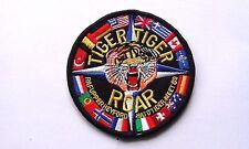 PATCH RARA TIGER ROAR RAF HEYFORD 1989