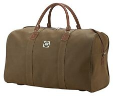 Hauptstadtkoffer Reisetasche Reisegepäck Gepäck Tasche Braun, 48 Liter