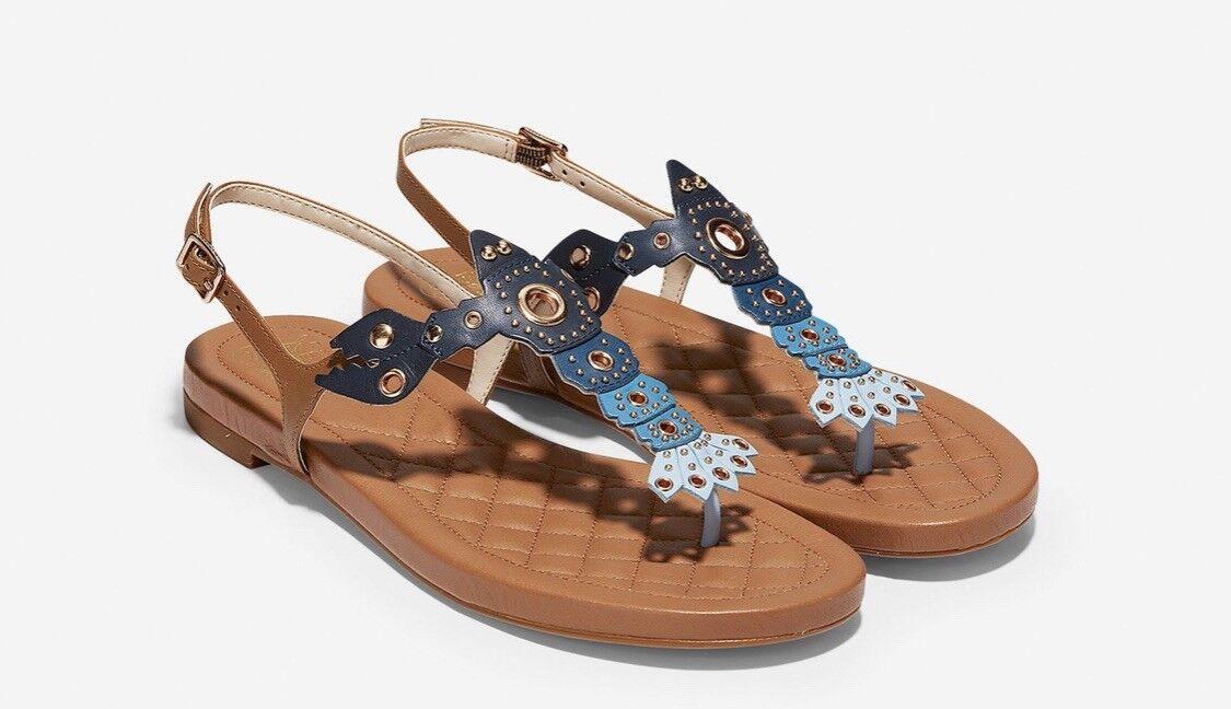NEW Cole Haan Pinch Lobster Sandal Size 7.5 B Medium Retail  130