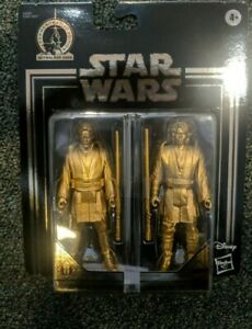 Star Wars Obi-Wan Kenobi And Anakin Skywalker Commemorative Edition Figure Pack