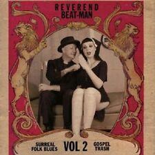 Reverend Beat-Man - Surreal Folk Blues Gospel Trash Vol. 2  (CD)  Neuware