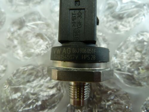 Sensor Kraftstoffdruck Kraftstoffdrucksensor Audi Seat VW Skoda 280 bar HPS28