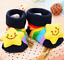 0-12-Months-Baby-Boots-Anti-slip-Socks-Cartoon-Newborn-Girl-Boy-Slipper-Shoes miniature 12