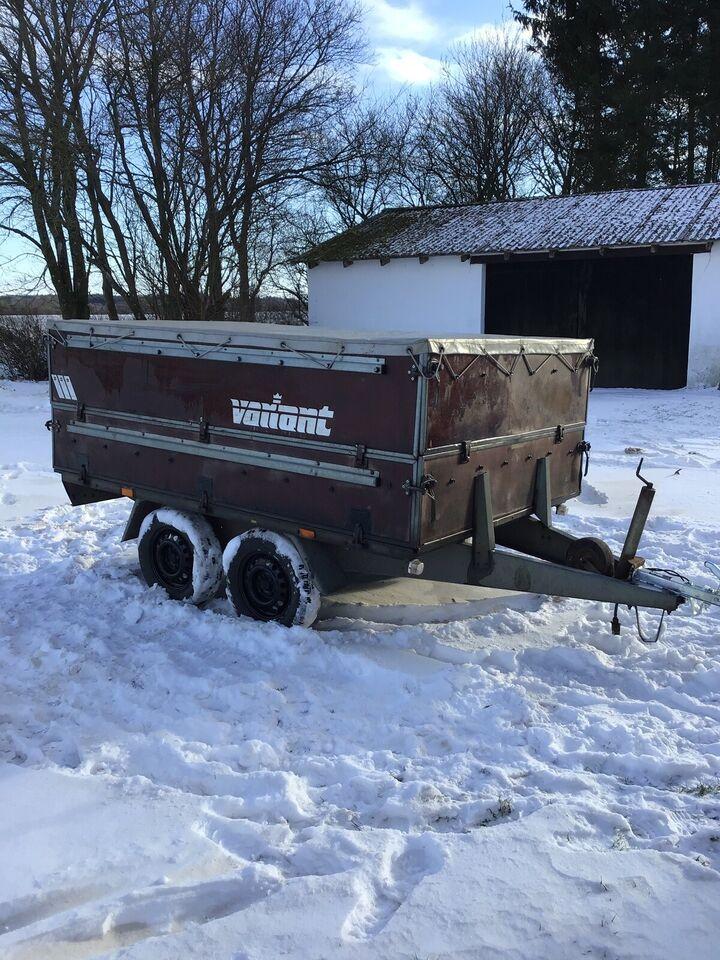 Boogietrailer, Va 1003, lastevne (kg): 425
