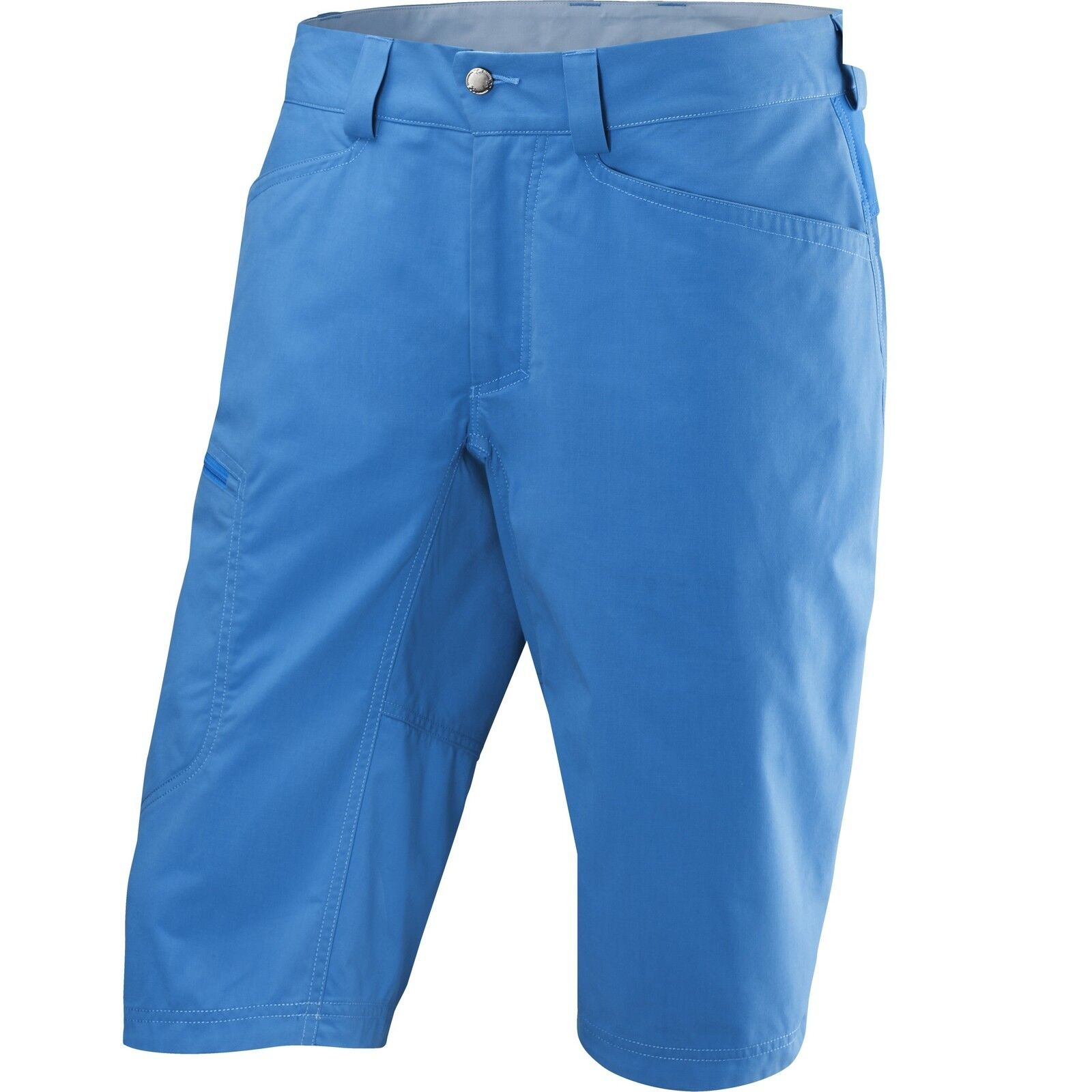 Haglöfs Mid Trail Short Men, Gr. L, leichte Short für Herren, gale Blau