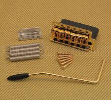 WVC-SB-GD Wilkinson Gold Steel Tremolo kit For Vintage Strat®