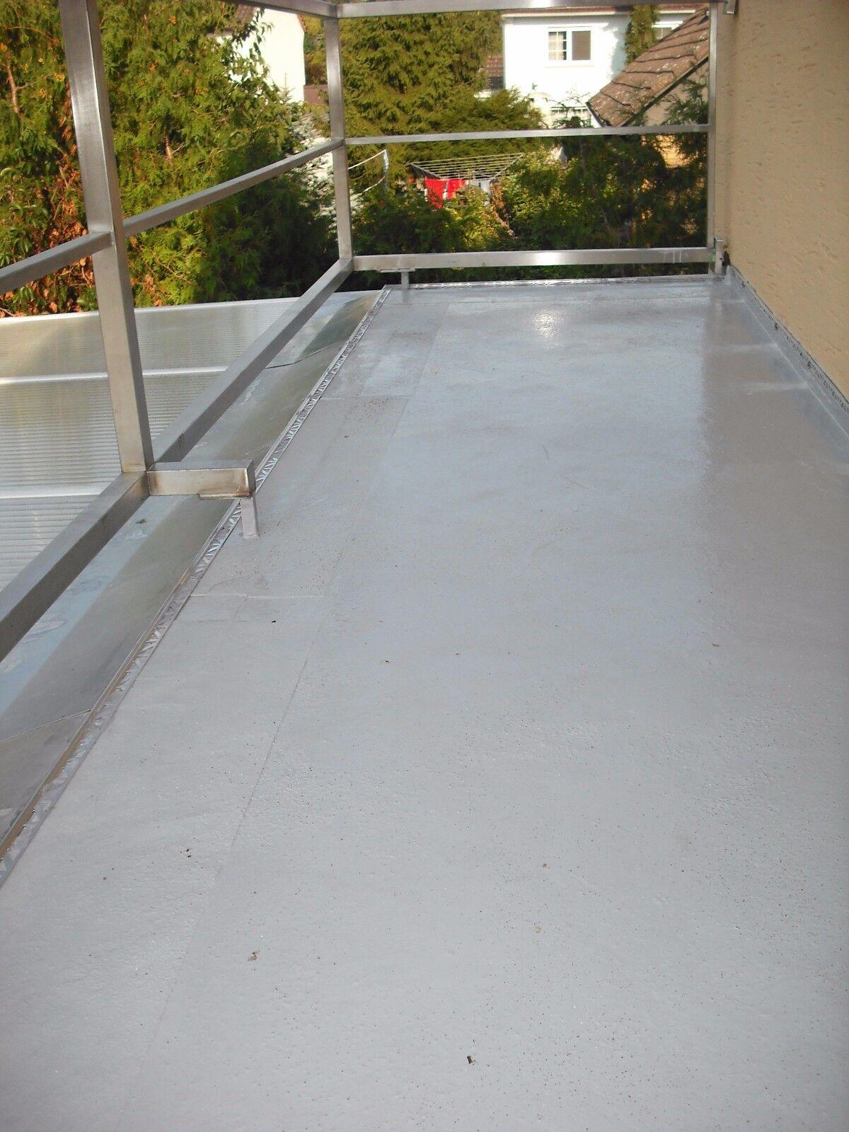 Dichtbox für die Balkon und Terrassenabdichtung sofort wasserdicht 6 kg