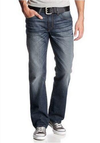 4Wards Jeans NEU W30-W31 L34 Herren Denim Hose Blue Used Regular Fit Gerade