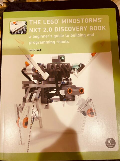 Lego Mindstorms NXT 2.0 Discovery Book : A Beginner's