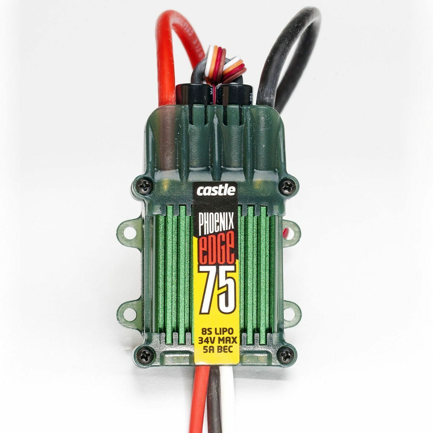 Castle Creations Edge 75 Brushless Electronic Speed Control w  5 Amp BEC
