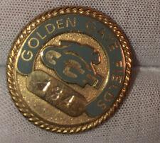 GGF Lapel Pin Vintage 1978 Golden Gate FieldsHorse Races
