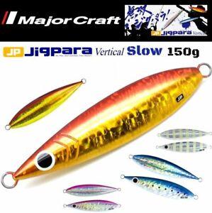 MAJOR CRAFT Saltwater Slow Pitch Jigging Lure JIGPARA SLOW 50g