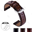 18mm-Quick-Release-Band-Leather-Strap-For-Gen-4-Smartwatch-Fossil-Q-Venture-HR thumbnail 16