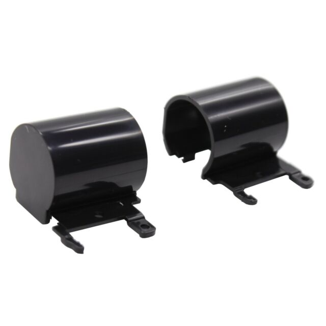 New HP 15-BS106NM Laptop LCD Screen Support Hinge Cap Covers Set Black