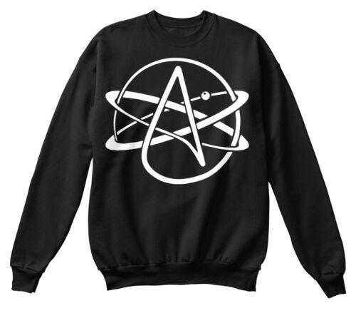 Oi Standard Unisex Sweatshirt Atheist Atom Logo Science T