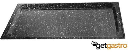 Gastronormblech 1//1 GRANIT EMAILLE GN-Blech 1//1-10//20//40//65 mm Tiefe wählbar