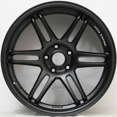18 inch KOYA Racing SF01 SEMI FORGED Lightweight Wheel SUIT MOST JAP & EURO CARS