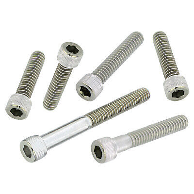 Button Head Screw A2 18-8 Linsenkopfschraube ISK 3//8-16 UNC x 1 1//4 A2