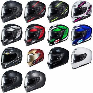 NEW-HJC-RPHA-70-ST-Motorcycle-Street-Helmet-DOT-Pick-Size-amp-Color